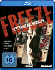 Freeze - Alptraum Nachtwache Blu-ray Cover