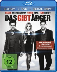 Das gibt Ärger (inkl. DVD + Digital Copy) Blu-ray Cover