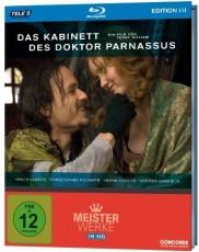 Das Kabinett des Doktor Parnassus - Meisterwerke in HD Edition 3/Teil 16 Blu-ray Cover