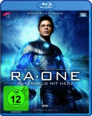 Ra.One - Superheld mit Herz (Special Edition) Blu-ray Cover