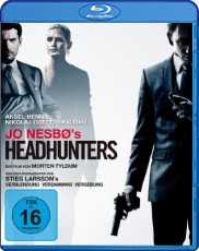 Headhunters Blu-ray Cover