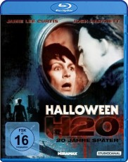 Halloween H20  Blu-ray Cover