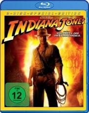 Indiana Jones und das Königreich des Kristallschädels (Special Edition) Blu-ray Cover