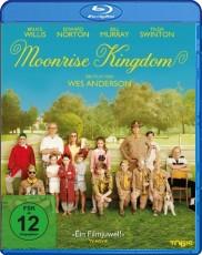 Moonrise Kingdom  Blu-ray Cover