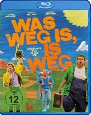 Was weg is, ist weg  Blu-ray Cover