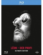 Leon: Der Profi - Ultimate Edition - Steelbook Blu-ray Cover