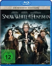 Snow White and the Huntsman Blu-ray Cover