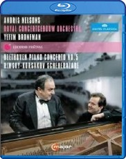 Andriss Nelsons: At Lucerne Festival  Blu-ray Cover