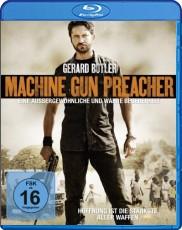 Machine Gun Preacher  Blu-ray Cover