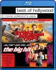 Best of Hollywood 2012 - Pack 56 (Die etwas anderen Cops / The Big Hit)  Blu-ray Cover