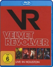 Velvet Revolver - Live in Houston & Live at Rockpalast Blu-ray Cover