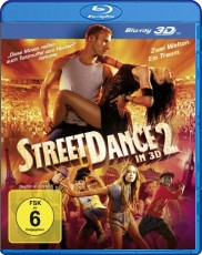 StreetDance 2 3D  Blu-ray Cover