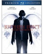 Butterfly Effect - Premium Collection  Blu-ray Cover