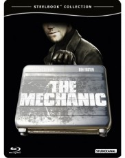 The Mechanic - Steelbook Collection  Blu-ray Cover