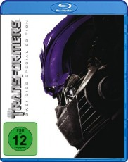 Transformers (2-Disc Special Edition) Blu-ray Cover