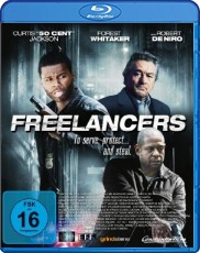 Freelancers  Blu-ray Cover
