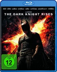 The Dark Knight Rises  Blu-ray Cover