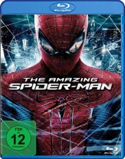 The Amazing Spider-Man (2 Discs)  Blu-ray Cover