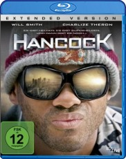 Hancock: Extended Version Blu-ray Cover