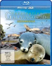Faszination Galapagos 3D - Südamerika  Blu-ray Cover