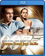 James Bond 007: James Bond jagt Dr. No Blu-ray Cover
