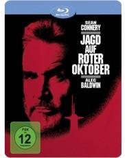 Jagd auf Roter Oktober - Steelbook  Blu-ray Cover