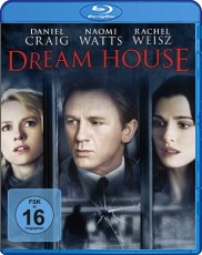Dream House  Blu-ray Cover