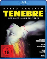 Tenebre - Der kalte Hauch des Todes  Blu-ray Cover