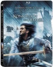 Königreich der Himmel (Director`s Cut) - Exklusiv Steelbook (Limited Edition)  Blu-ray Cover