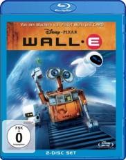 Wall-E: Der letzte Räumt die Erde auf Blu-ray Cover