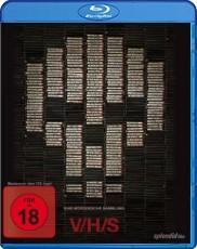 V/H/S - Eine mörderische Sammlung  Blu-ray Cover
