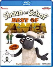 Shaun das Schaf - Best of Zwei  Blu-ray Cover