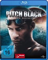 Pitch Black: Planet der Finsternis Blu-ray Cover