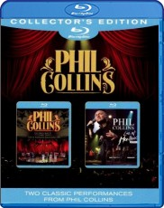 Phil Collins - Going Back/Live At Montreux 2004 Blu-ray Cover