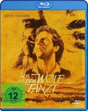 Der mit dem Wolf tanzt: Kinolangfassung Blu-ray Cover