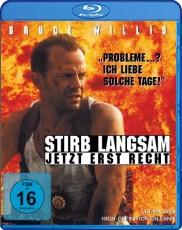 Stirb langsam 3: Jetzt erst recht Blu-ray Cover