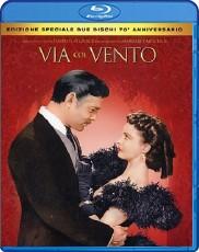 Via col vento(Import, edizione speciale 70` anniversario)  Blu-ray Cover