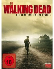The Walking Dead: Staffel 2 Blu-ray Cover