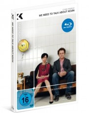 We need to talk about Kevin - Kino Kontrovers  Blu-ray Cover