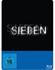 Sieben (Steelbook) Blu-ray Cover