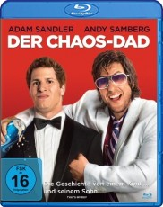 Der Chaos-Dad  Blu-ray Cover