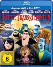 Hotel Transsilvanien 3D Blu-ray Cover