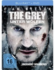 The Grey - Unter Wölfen (Limited Steelbook Edition) Blu-ray Cover