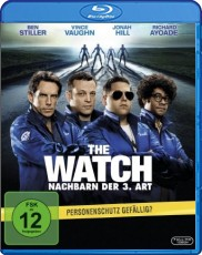 The Watch - Nachbarn der 3. Art  Blu-ray Cover