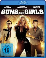Guns and Girls  Blu-ray Cover