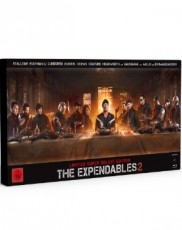 The Expendables 2 - Back for War (Limited Super Deluxe Edition, exklusiv bei Amazon.de)  Blu-ray Cover