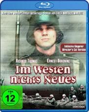 Im Westen nichts Neues (1980) Blu-ray Cover