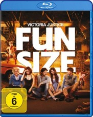Fun Size  Blu-ray Cover