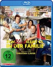 Zum Glück bleibt es in der Familie  Blu-ray Cover