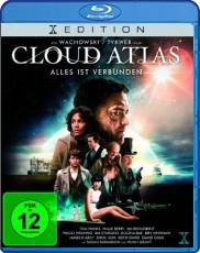 Cloud Atlas  Blu-ray Cover